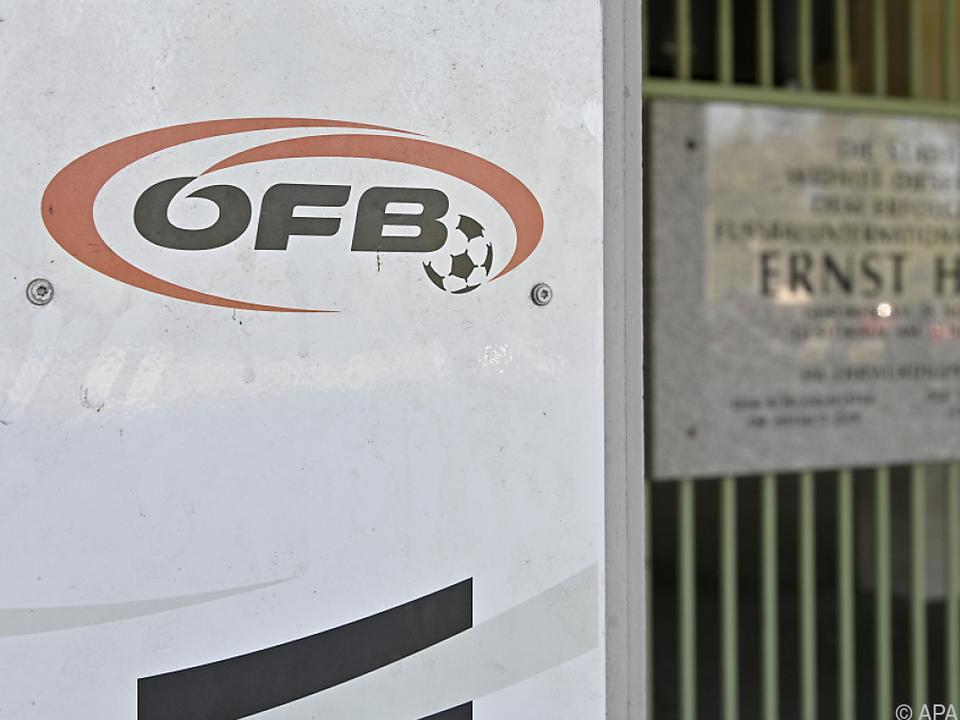 Der ÖFB bricht die laufenden Landesligenbewerbe ab