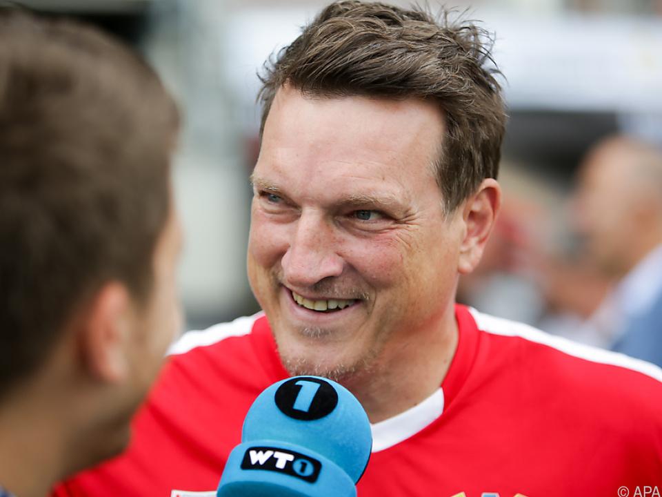 Der Österreicher will Coach bleiben