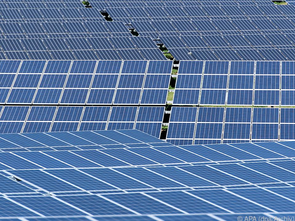 Derzeit gilt die Photovoltaik-Pflicht nur für Industriegebäude