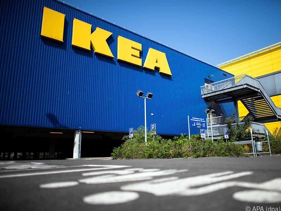 Die Ikea-Häuser sind derzeit geschlossen
