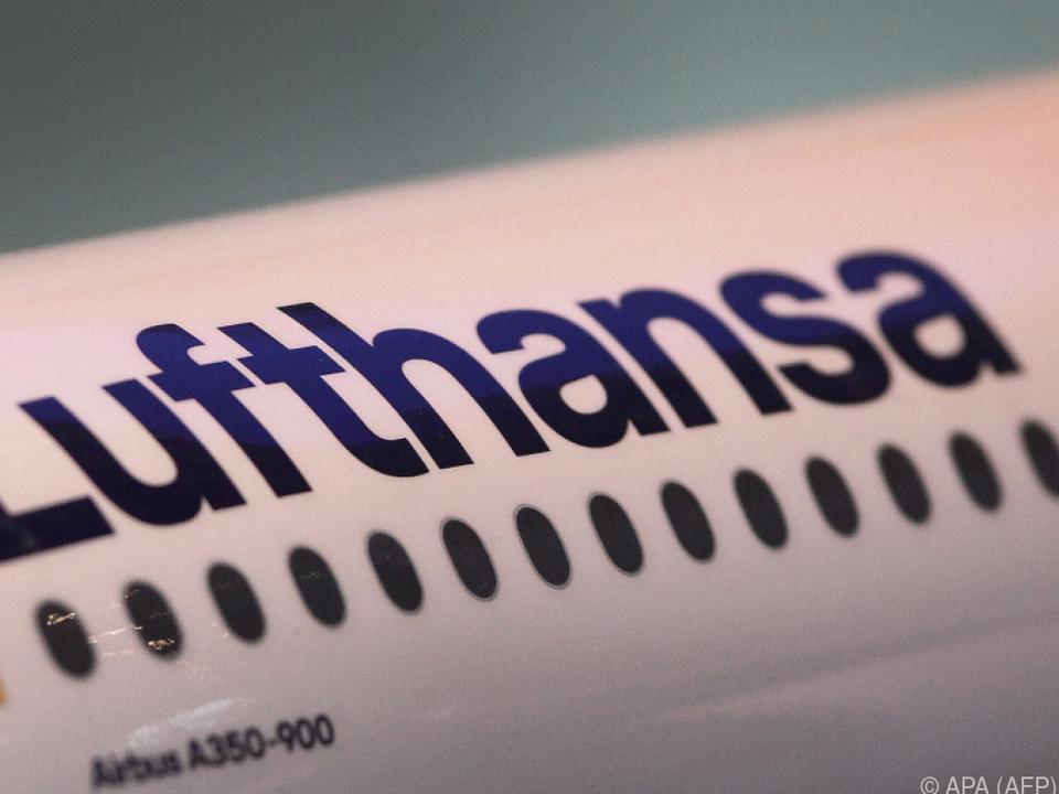 Die Lufthansa erleidet massive Verluste