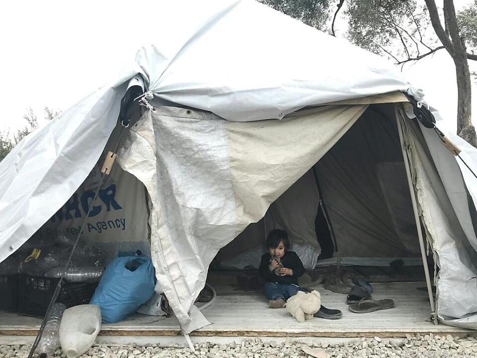 Die meisten Flüchtlinge kommen aus Syrien in die EU