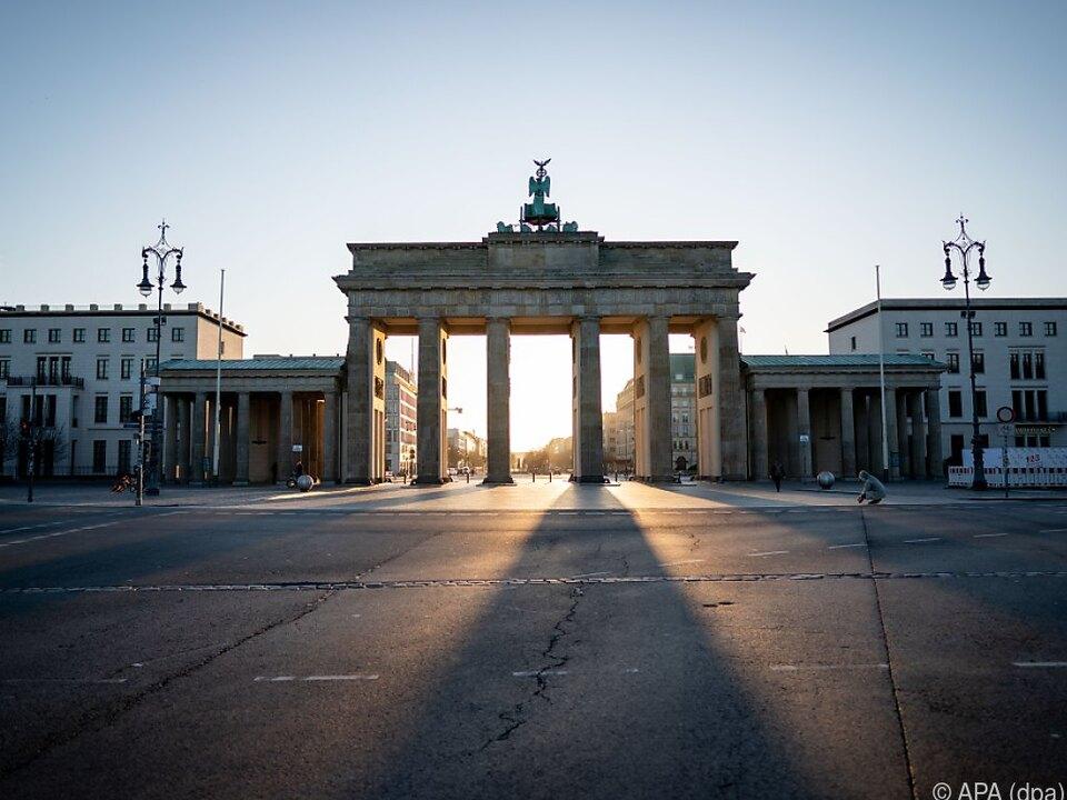 Die Pandemie hat auch Deutschland im Griff