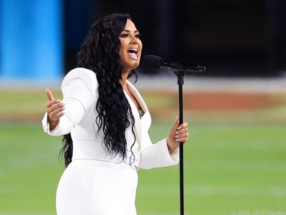 Die Sängerin berichtet über ihre psychischen Probleme