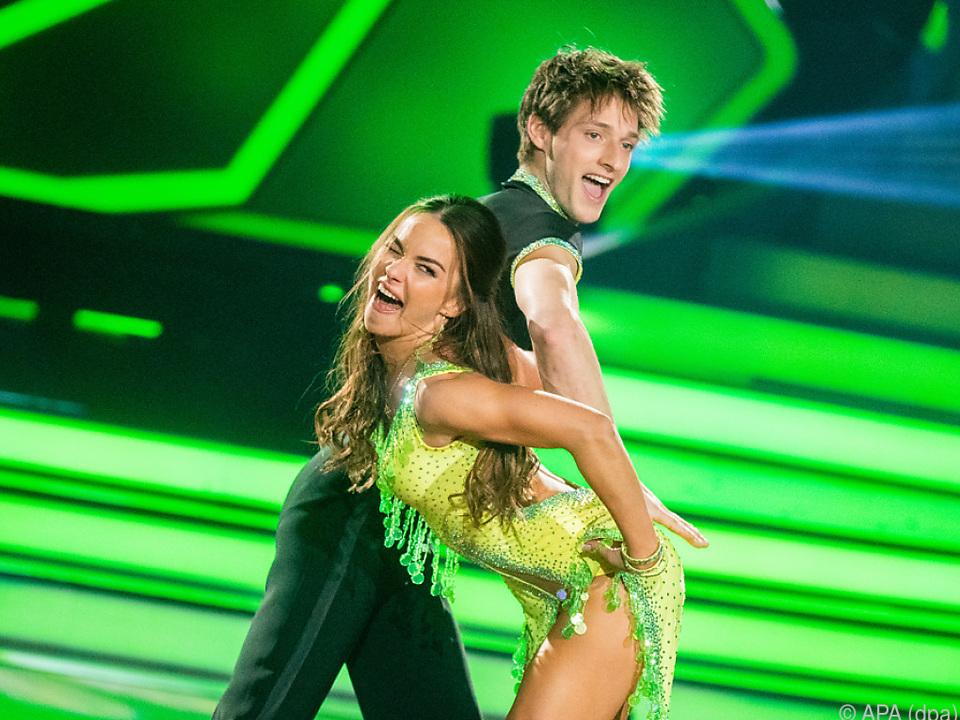 Die Tanzshow bei RTL findet trotz der Coronakrise statt