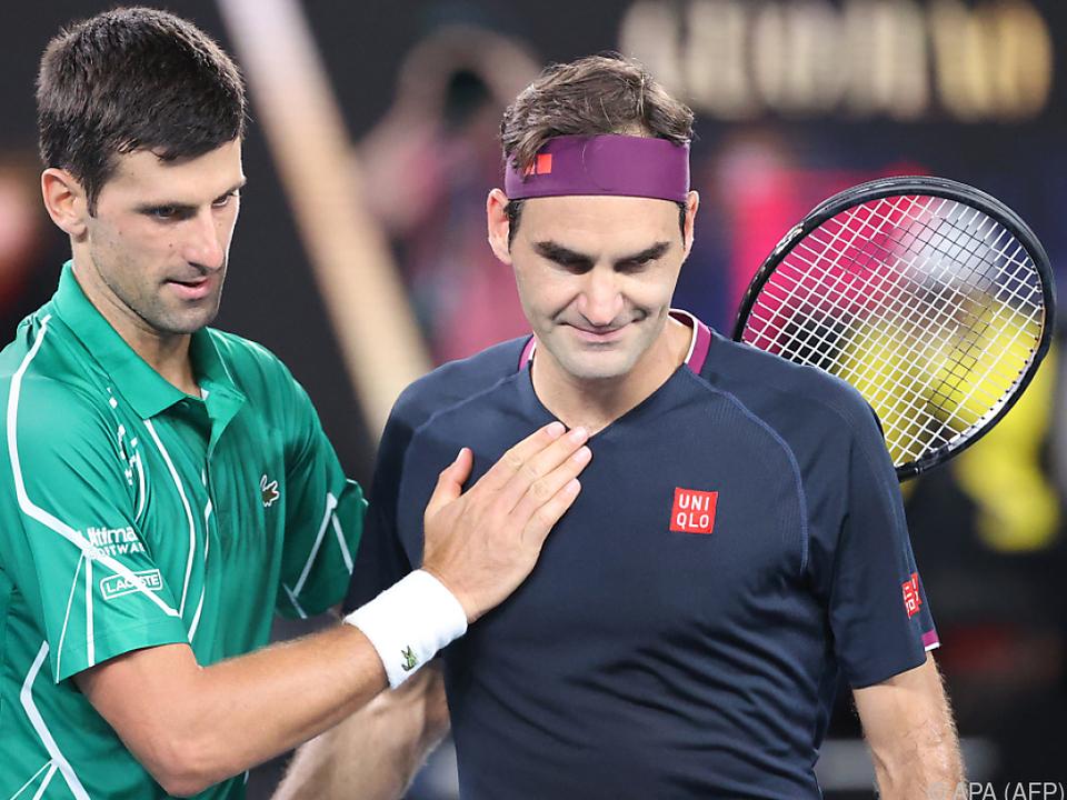 Djokovic, Federer und Nadal wollen Hilfsfonds einrichten