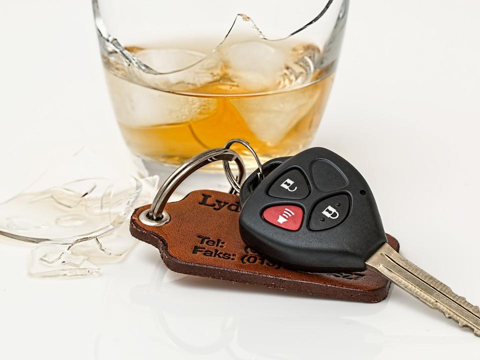 Alkohol Trunkenheit Steuer Auto