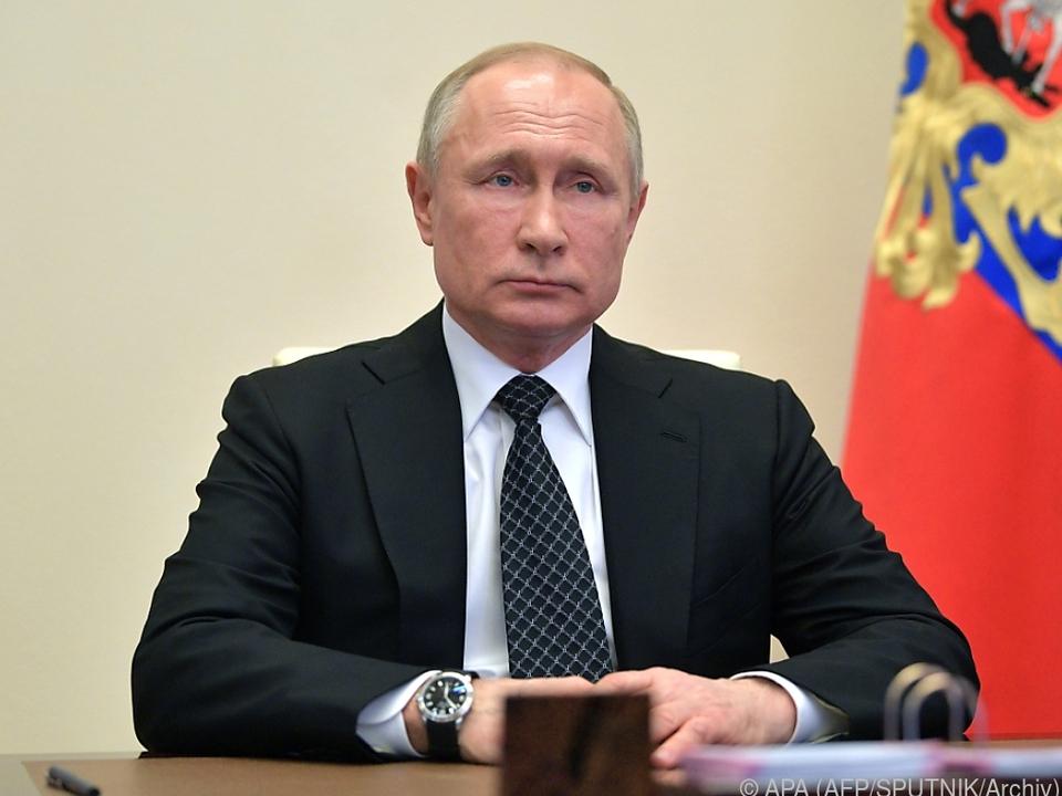Ein Dekret Putins vom Juni 2019 ermöglichte den Transit