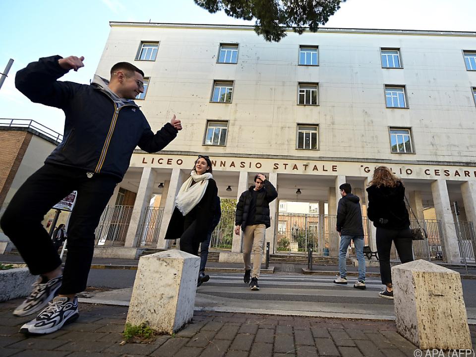 Erfreuliche Nachrichten für Italiens Schüler