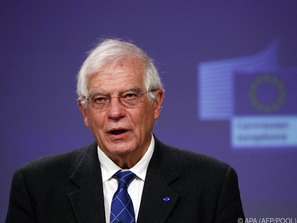 EU-Außenbeauftragter Borrell kündigte bessere Rückhol-Koordination an