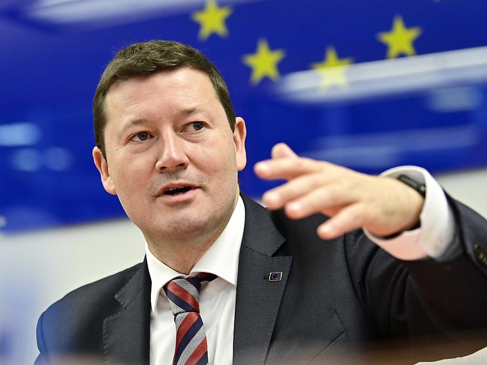 EU-Kommissionsvertreter Martin Selmayr