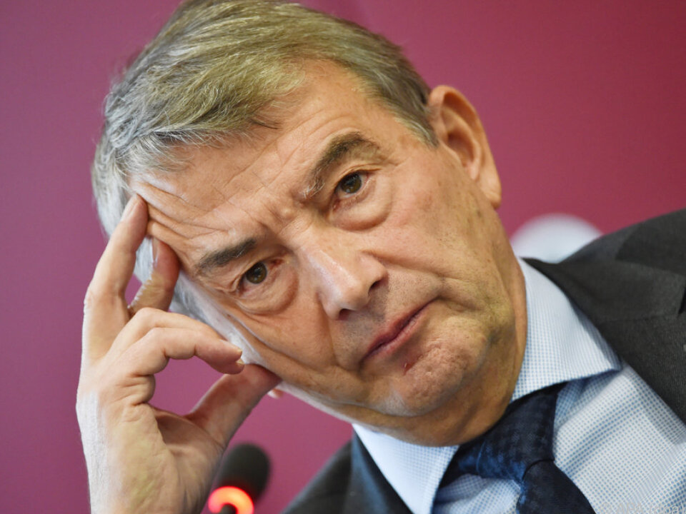 Ex-DFB-Präsident Wolfgang Niersbach