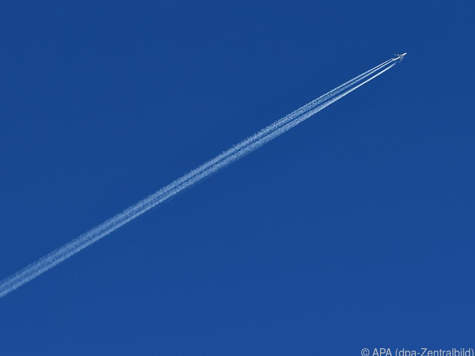 Flugverkehr findet statt, aber eingeschränkt