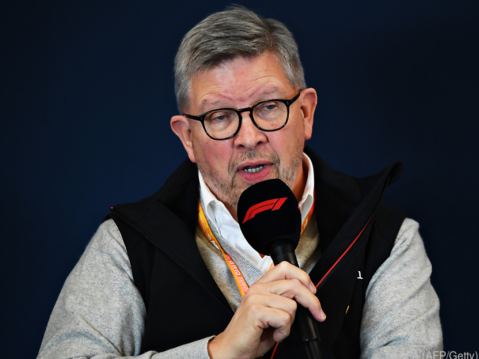 Formel-1-Sportchef Ross Brawn spricht von Notfall-Szenario