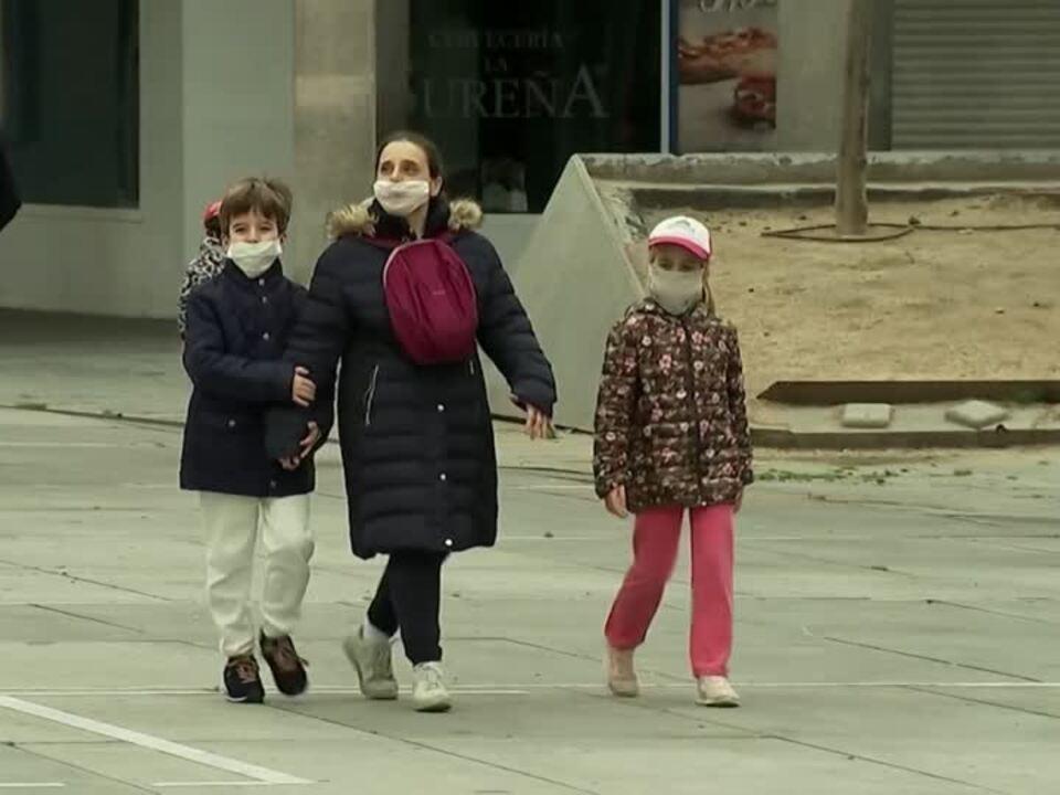 Frage nach erkrankten Kindern