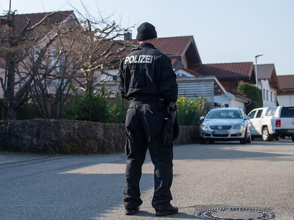 Gewaltverbrechen in Oberbayern: Mutter und zwei Kinder tot
