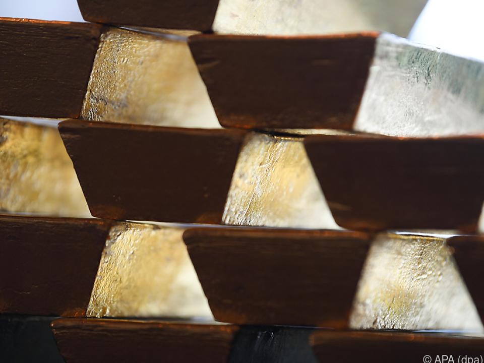 Gold gilt nach wie vor als sichere Anlage