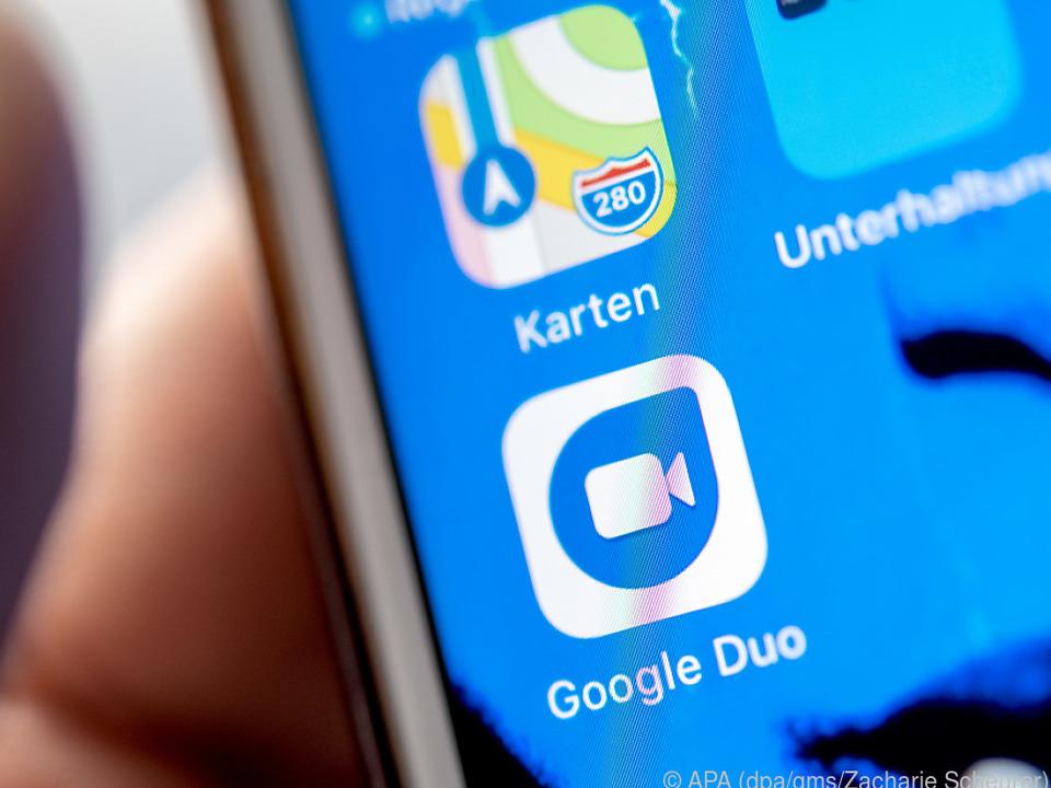 Googles Videochat-App Duo lässt ab sofort virtuelle Versammlungen zu