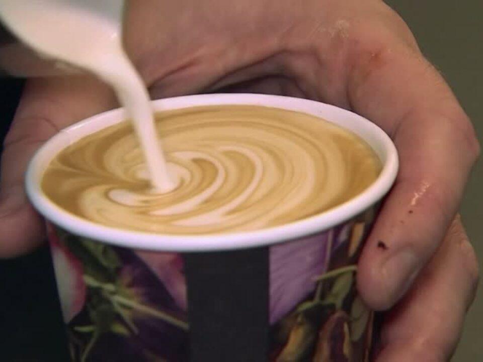 Gratis-Kaffee nach Lockdown-Ende