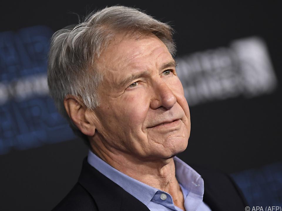 Harrison Ford hatte schon öfter Ärger wegen seines Hobbys