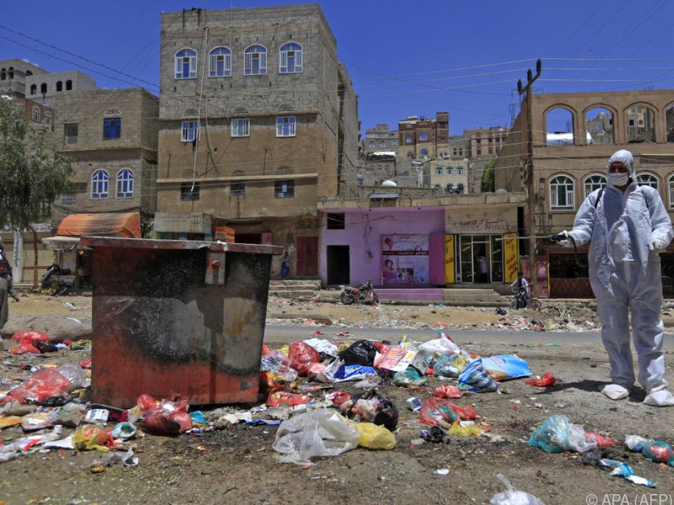 Im Jemen tobt seit über fünf Jahren ein Bürgerkrieg