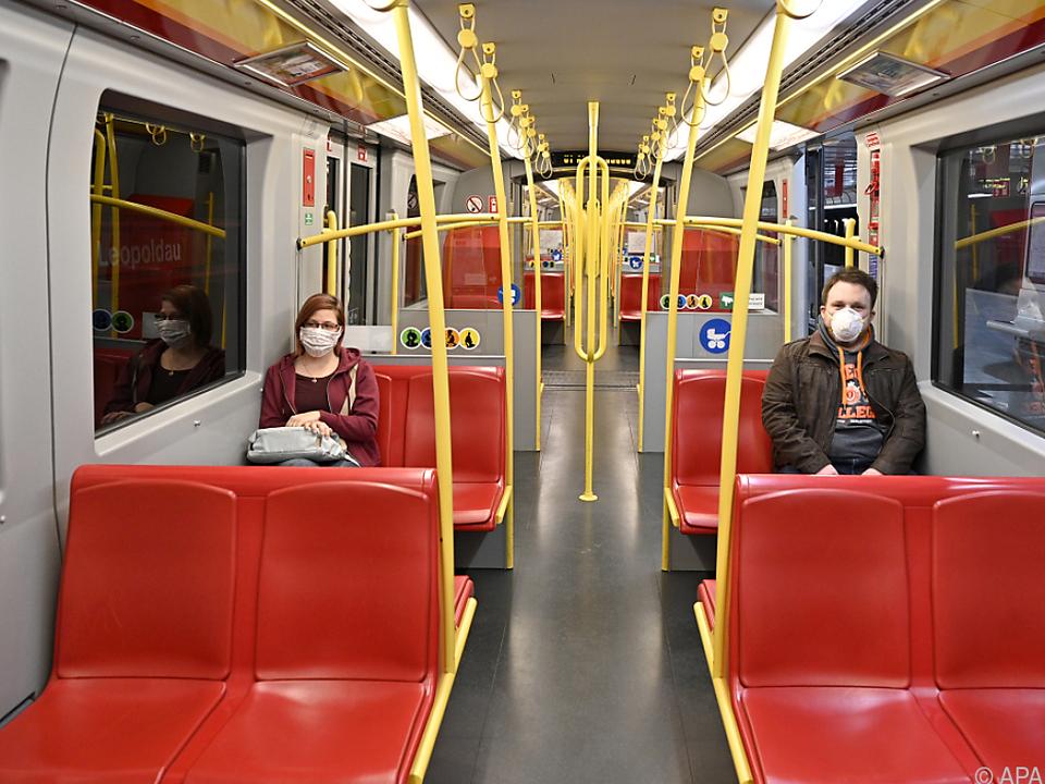 Maskenpflicht öffentliche Verkehrsmittel