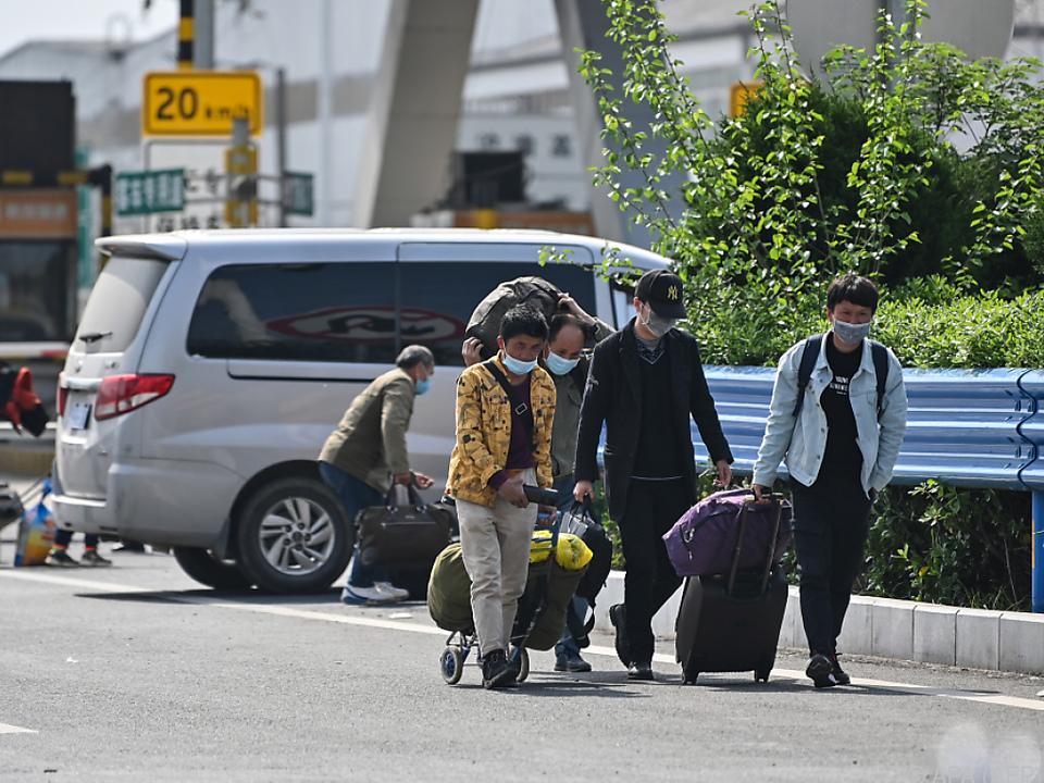 In Wuhan kehrt wieder Normalität ein