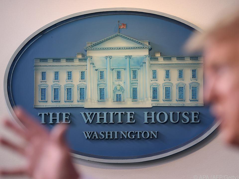 Das Weiße Haus meldet hohe Opferzahlen