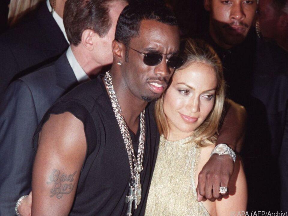 J.Lo und Diddy waren von 1999 bis 2001 ein Paar