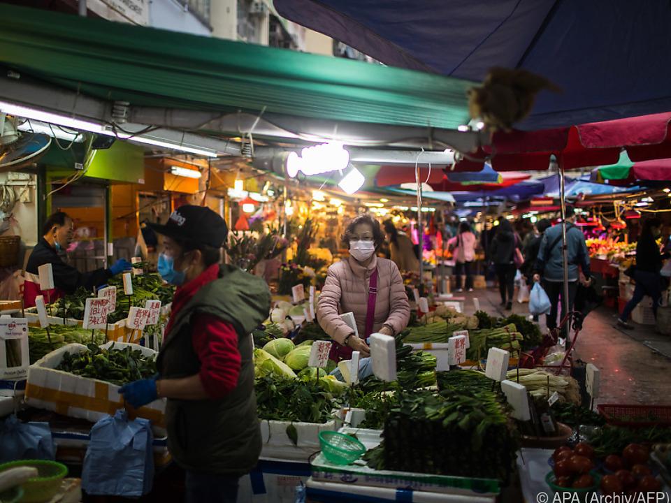 Keine vollständige Abriegelung in Hongkong
