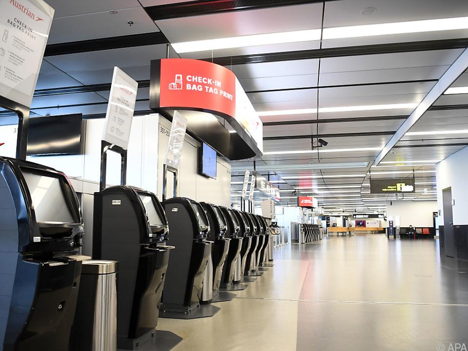 Konkrete Pläne für den Flughafen Wien in Schwechat gibt es noch keine
