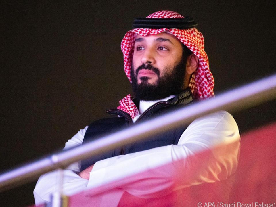 Kronprinzen Mohammed bin Salman will das Königreich öffnen