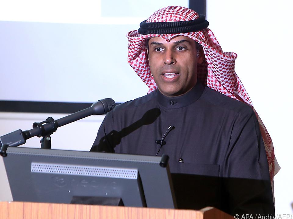 Kuwaits Ölminister Al-Fadhel will Verfall des Ölpreises stoppen