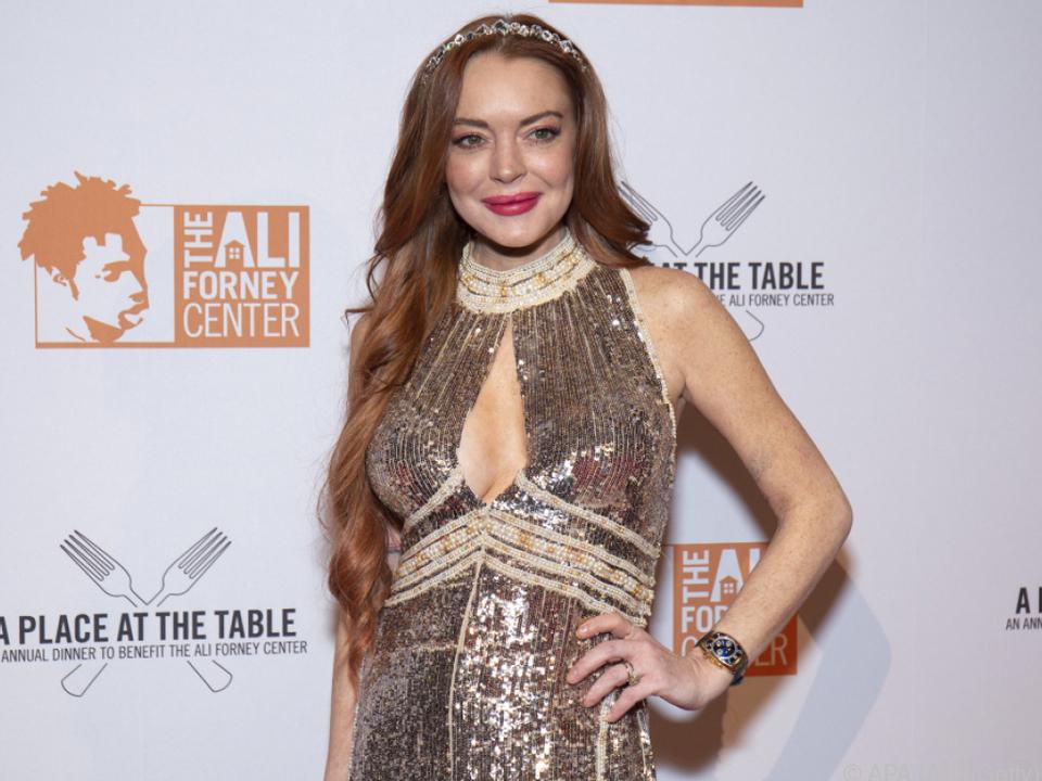 Lindsay Lohan macht wieder Musik