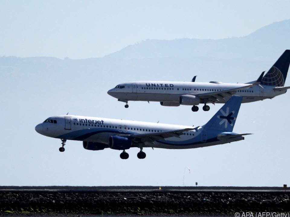 Luftfahrt in schweren Turbulenzen