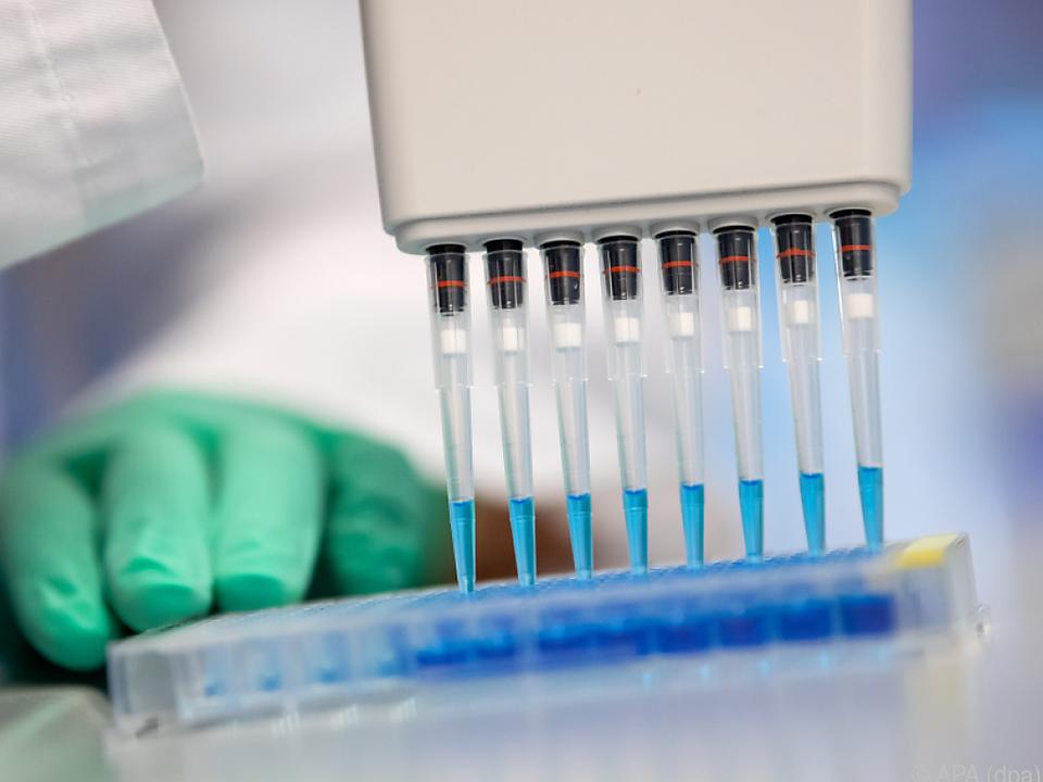 Mehr als 189.000 Testungen wurden bisher durchgeführt