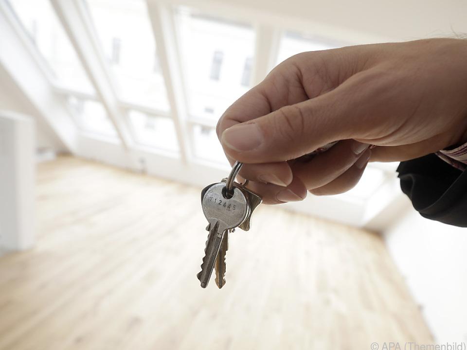 Mieter müssen derzeit nicht um ihre Wohnungen fürchten