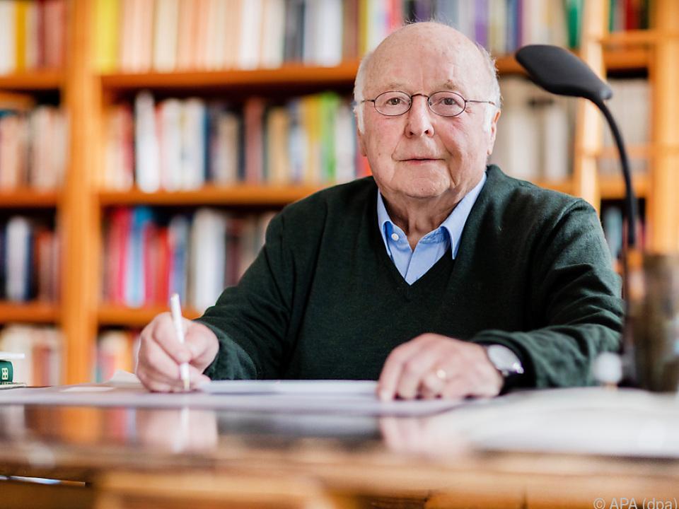 Arbeitsminister Norbert Blüm