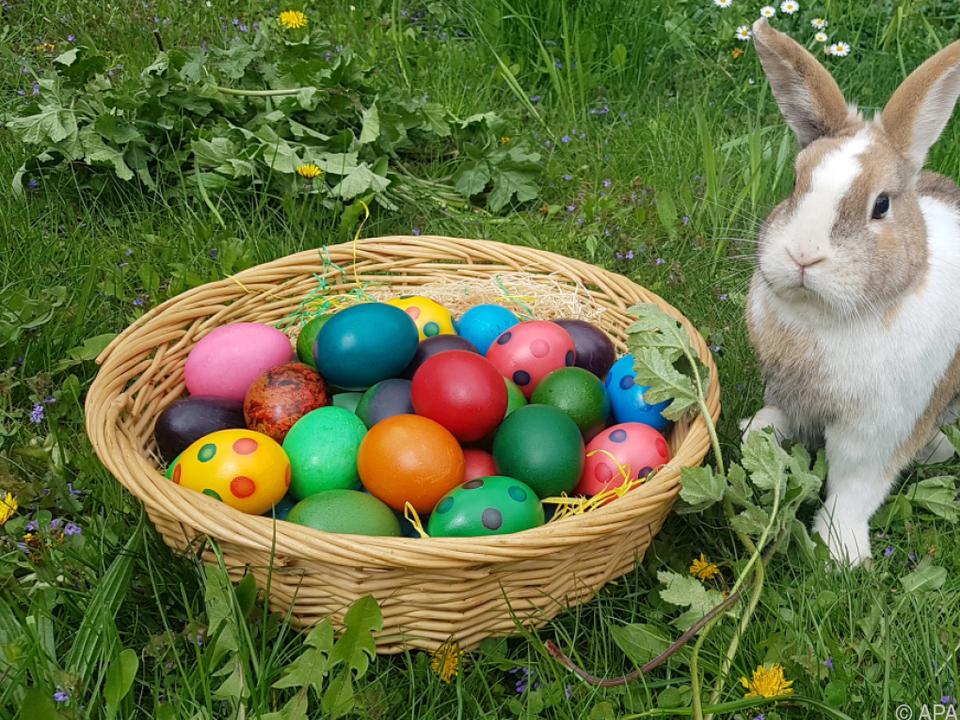Osterfeiern sind nur in kleinstem Rahmen erlaubt