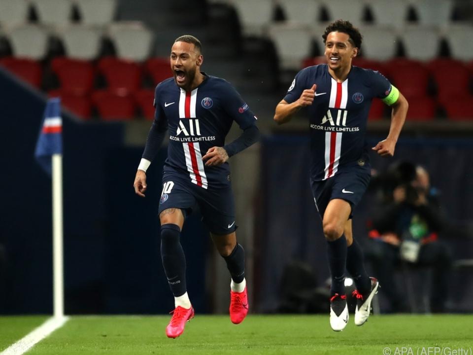 Paris Saint-Germain könnte damit Meister werden