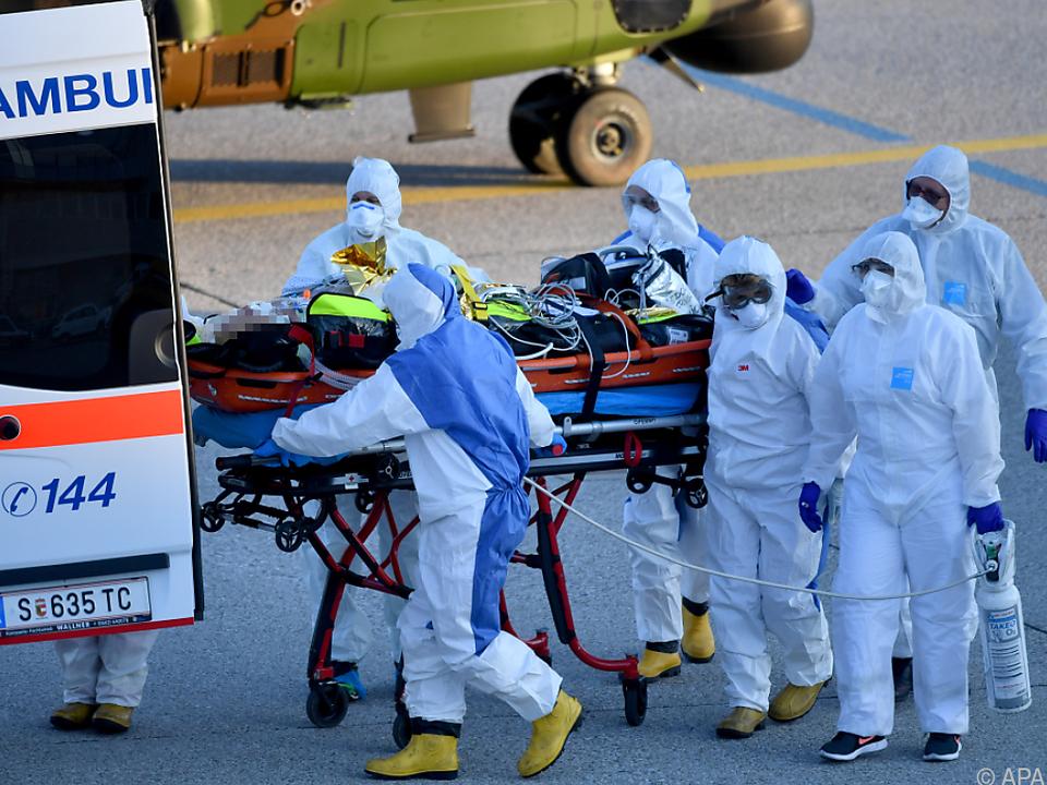 Patienten kamen aus der Stadt Metz