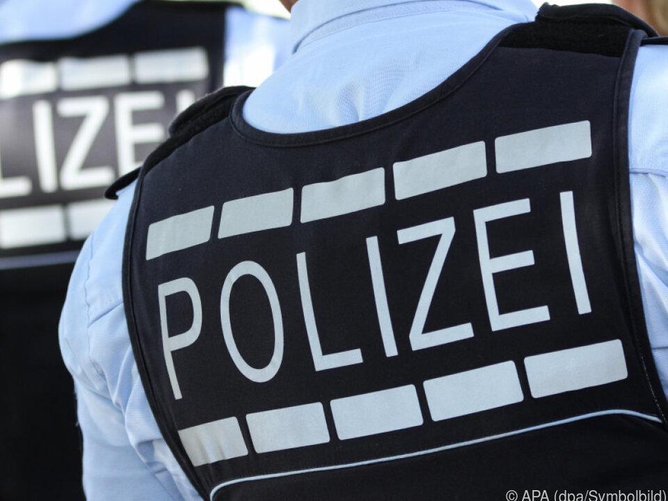 Polizei befreite den Autofahrer