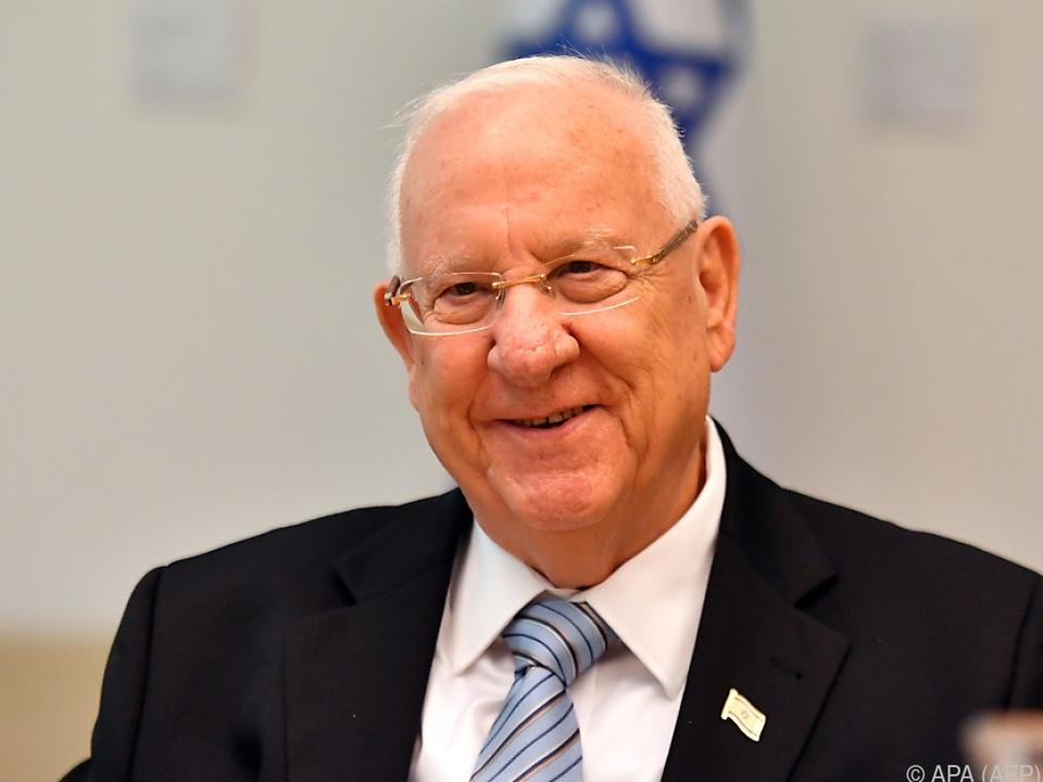 Präsident Rivlin gibt Kontrahenten mehr Zeit