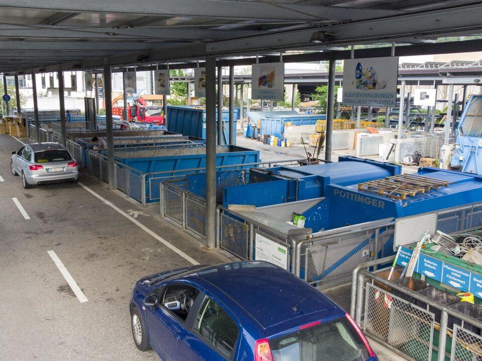 Recyclinghof_Centro di riciclaggio