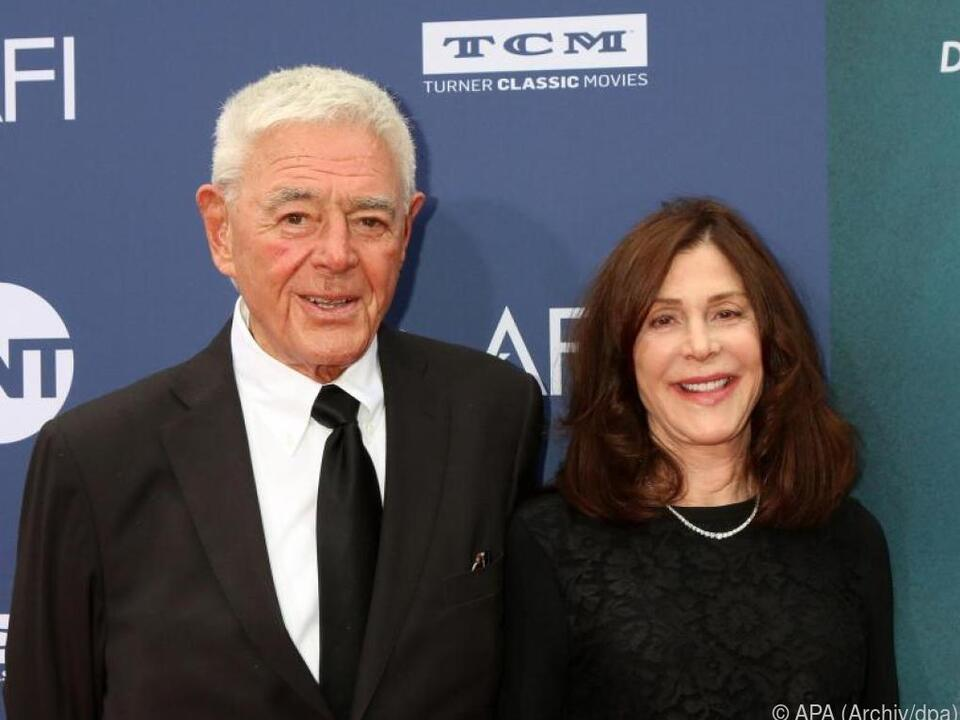 Richard Donner und Lauren Shuler seit 1985 miteinander verheiratet