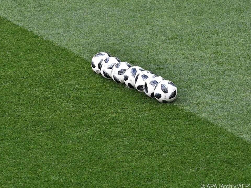 Ruhender Ball oder sich bewegender Ball? Nächste Woche wissen wir mehr
