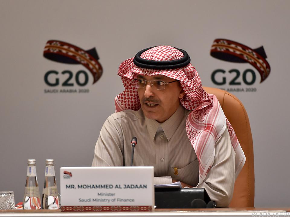 Saudi-Arabien hat derzeit die G20-Präsidentschaft inne