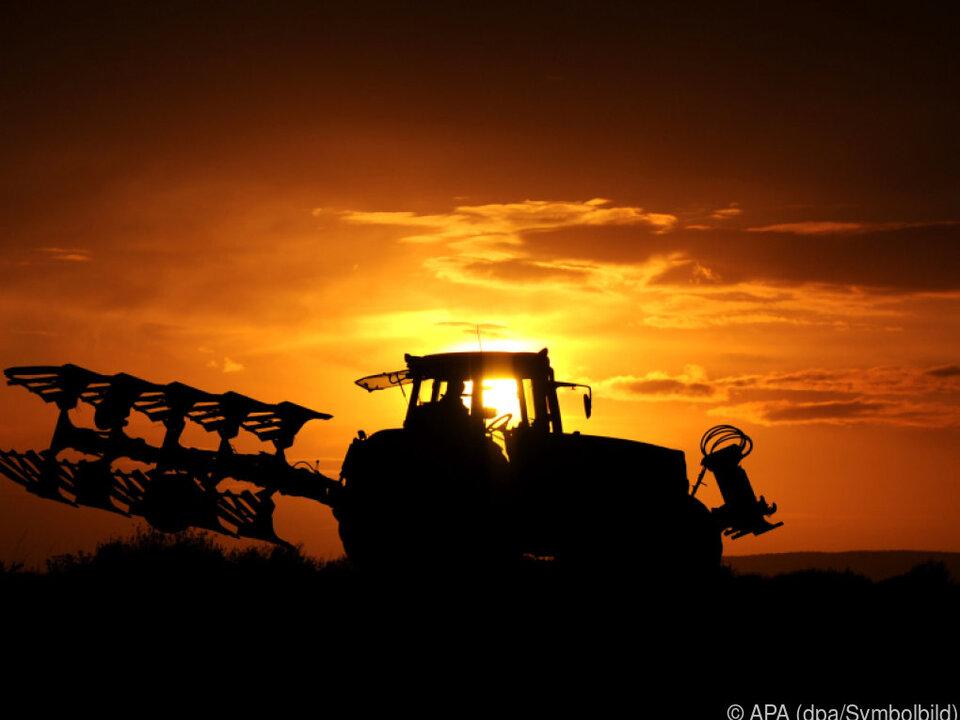 Schwierige Zeit für Bauern