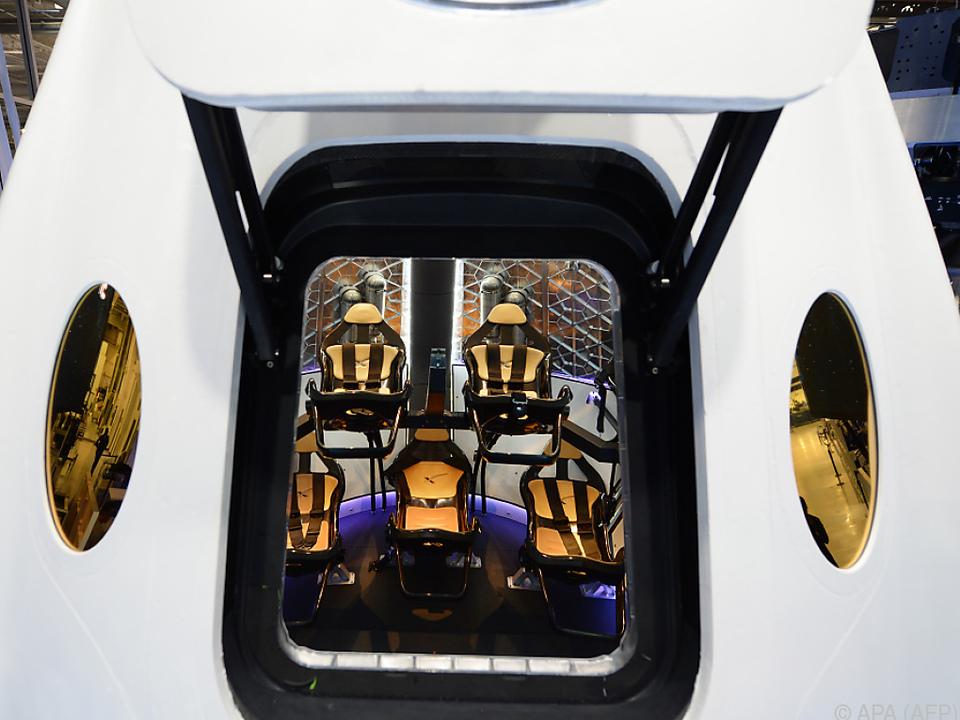 SpaceX plant Premierenflug mit Astronauten
