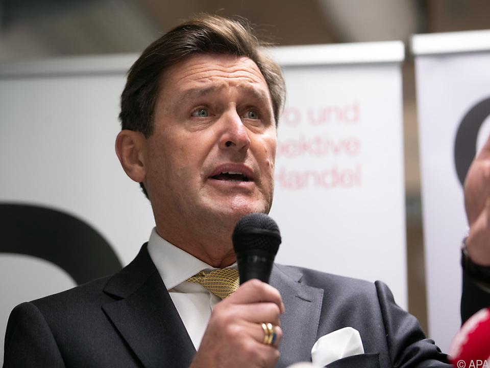 Stadtrat Peter Hanke will die Auswirkungen der Krise minimieren